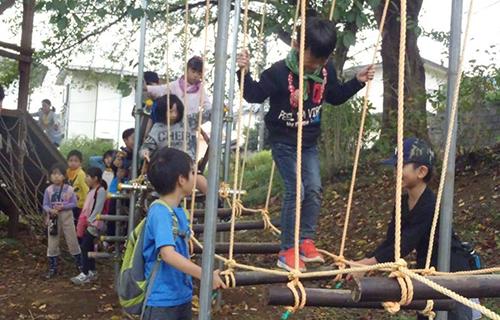 子どもに健全な遊び等を提供する事業